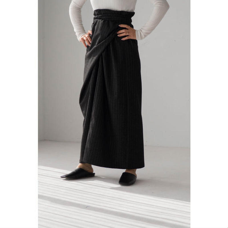 2Way Wool design skirt