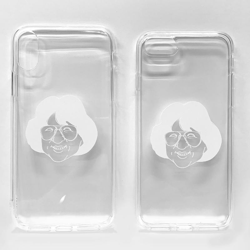 iPhone soft case - clear