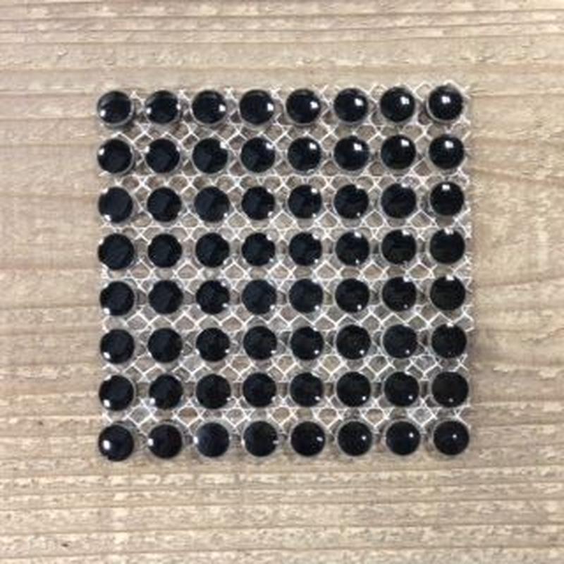 【タイル】プチマルM20-A ブラック