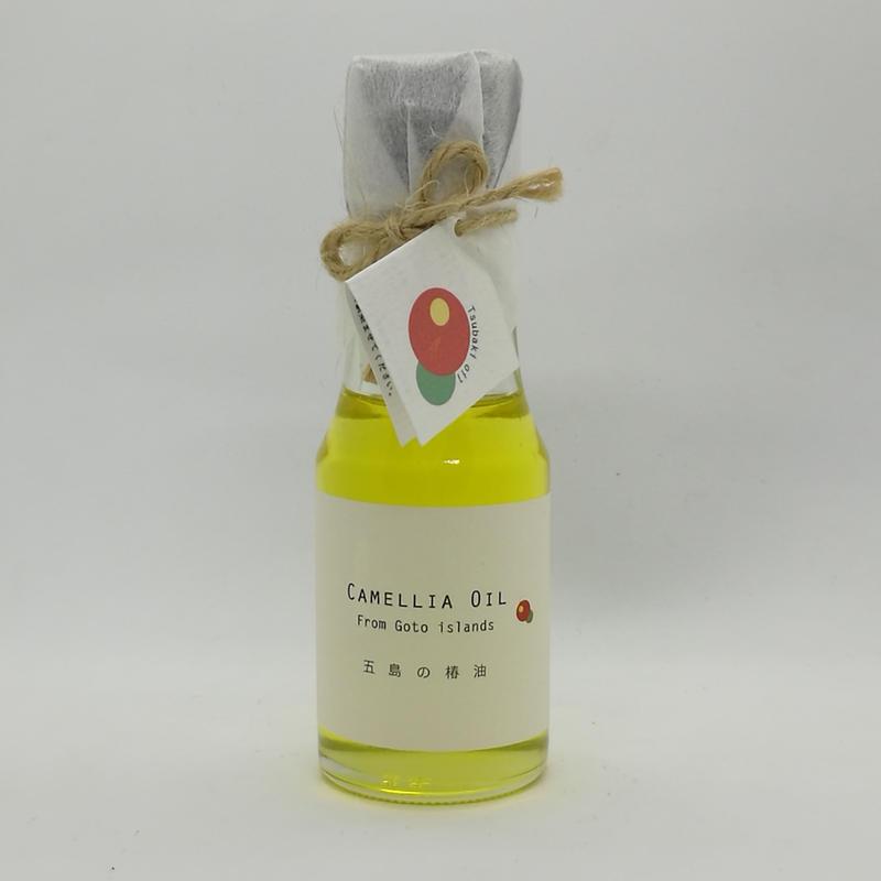 五島の椿油 camelia oil