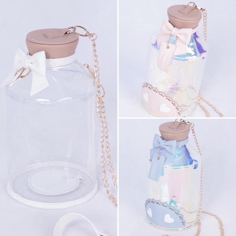 夢小瓶の痛バッグ