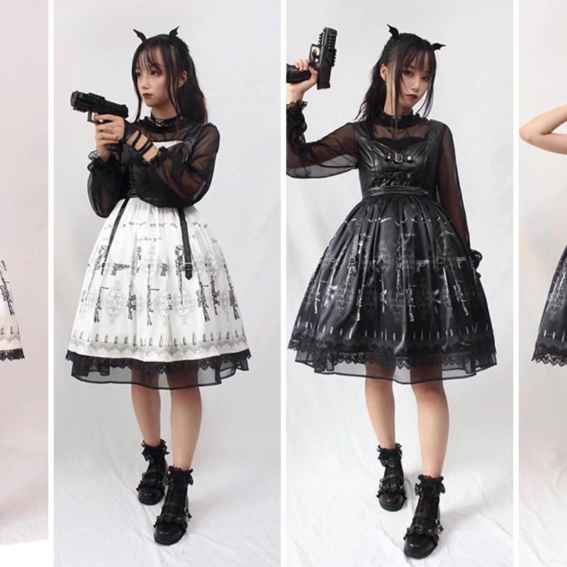 【ご予約】銃少女ワンピース