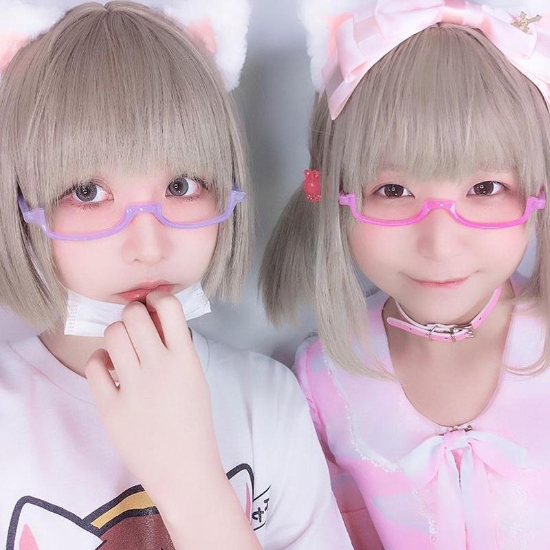 【ご予約】リモコン二次元メガネ☆キャンディカラー