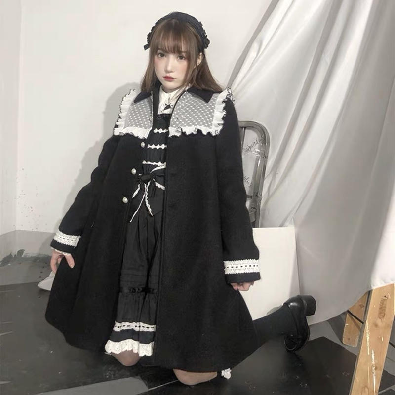 ゴシック乙女コート