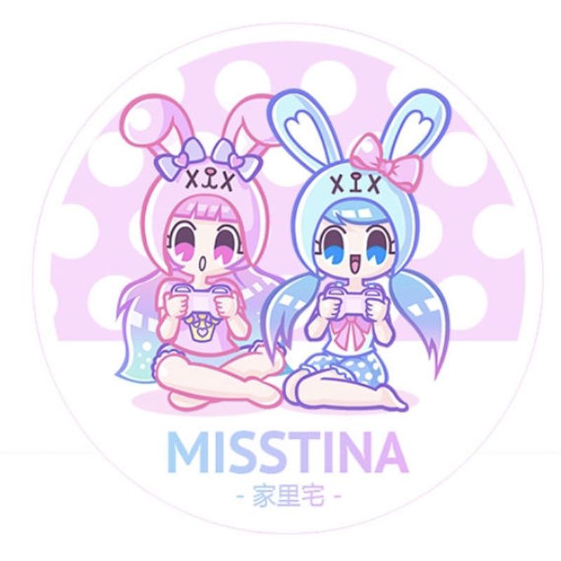 「MISSTINA」うさぎちゃんライフマステ