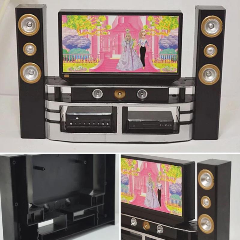 玩具デラックステレビ
