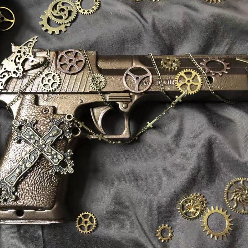 十字架拳銃