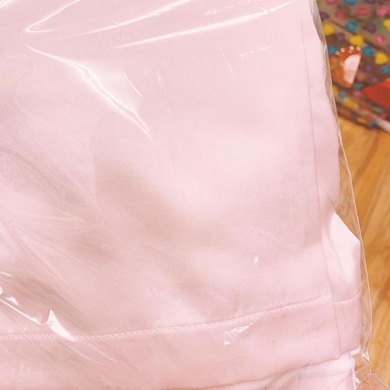 【B品】歯の病院ナース服セットピンクS