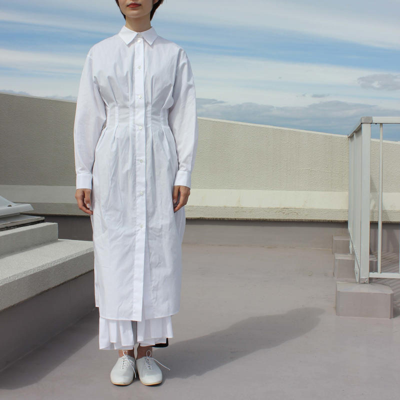 《Akihide Nakachi》tail shirts onepiece