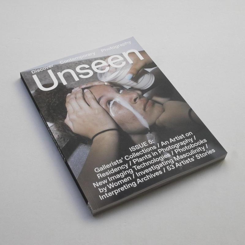 Unseen Magazine 2018
