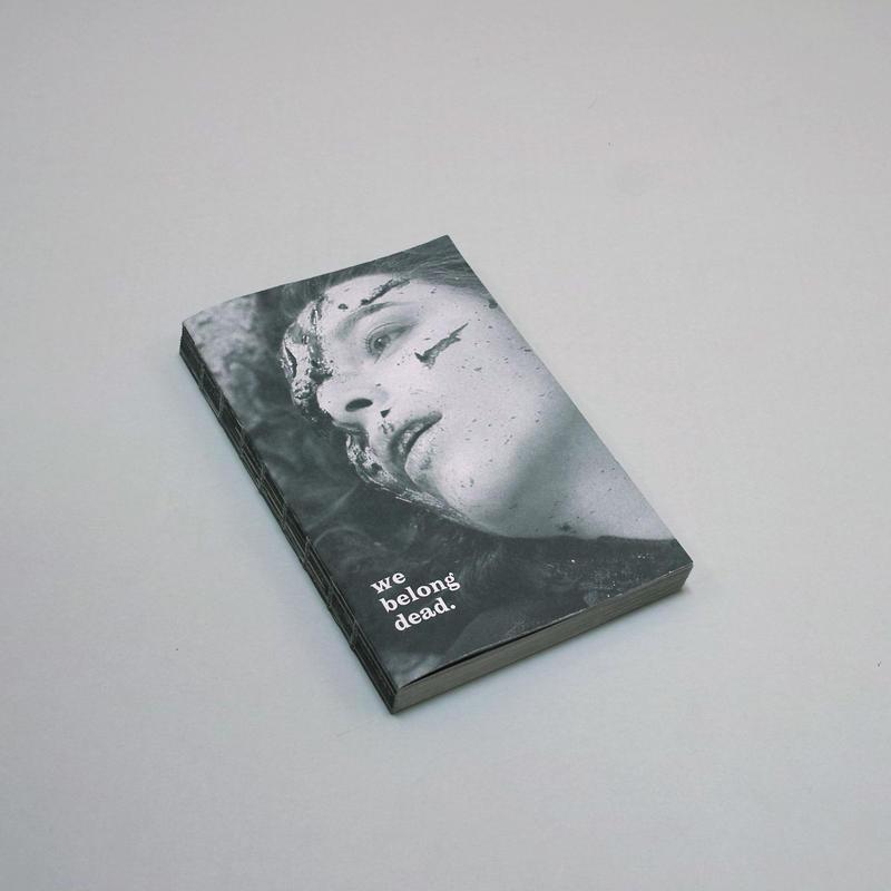 Piero Glina / we belong dead.
