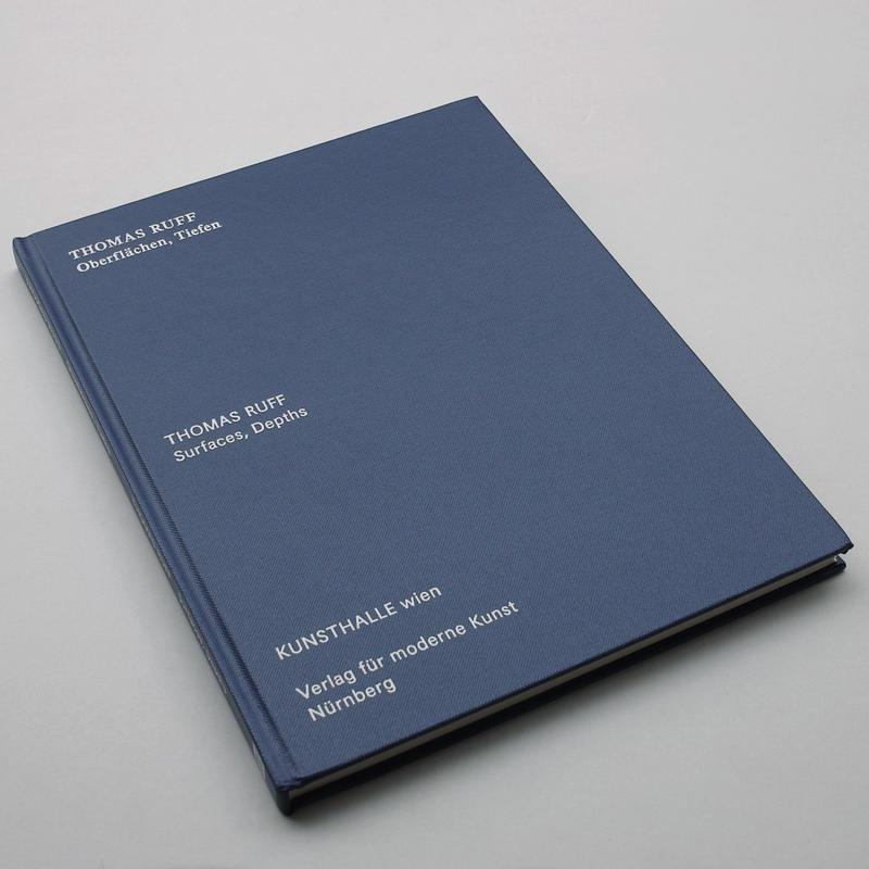 Thomas Ruff / Serfaces, Depths