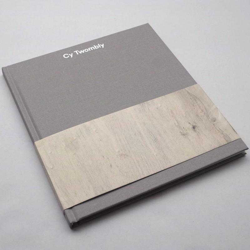Cy Twombly / Glenstone Catalogue