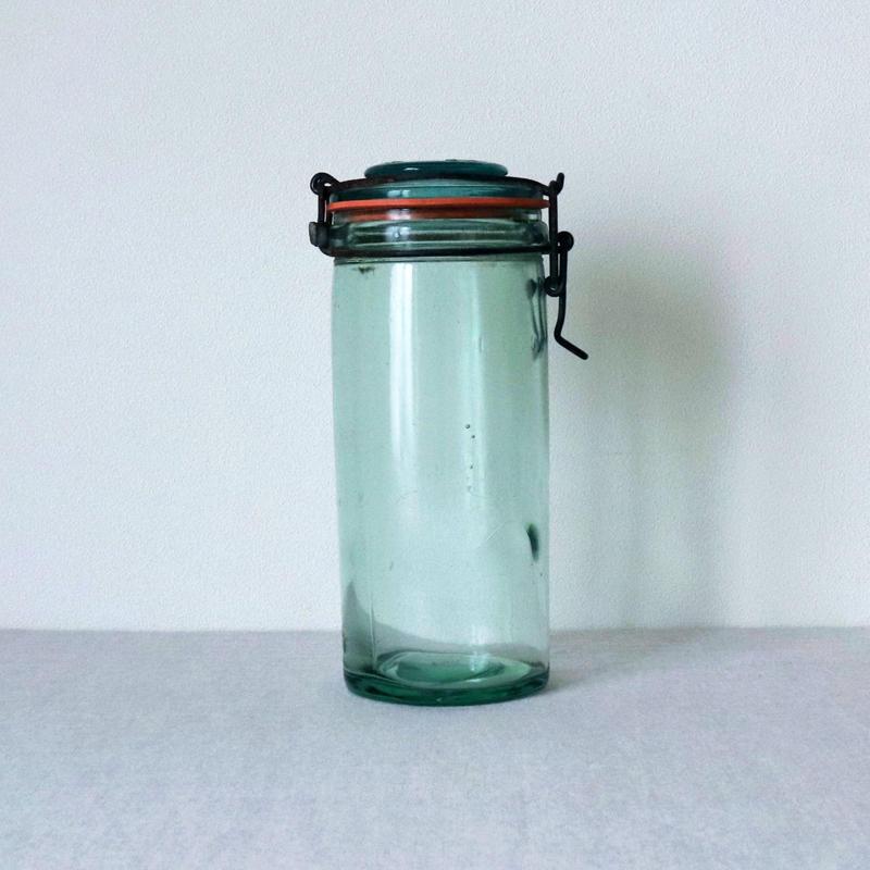 ガラスの保存瓶