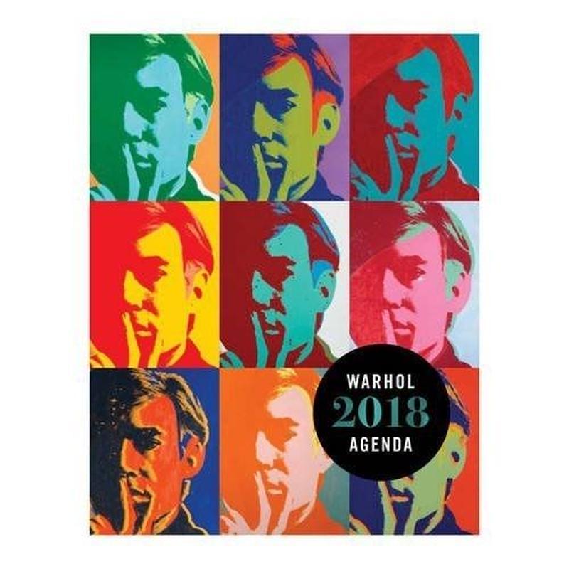 2018 Engagement CalendarAndy Warhol / 2018ダイアリー アンディ・ウォーホル