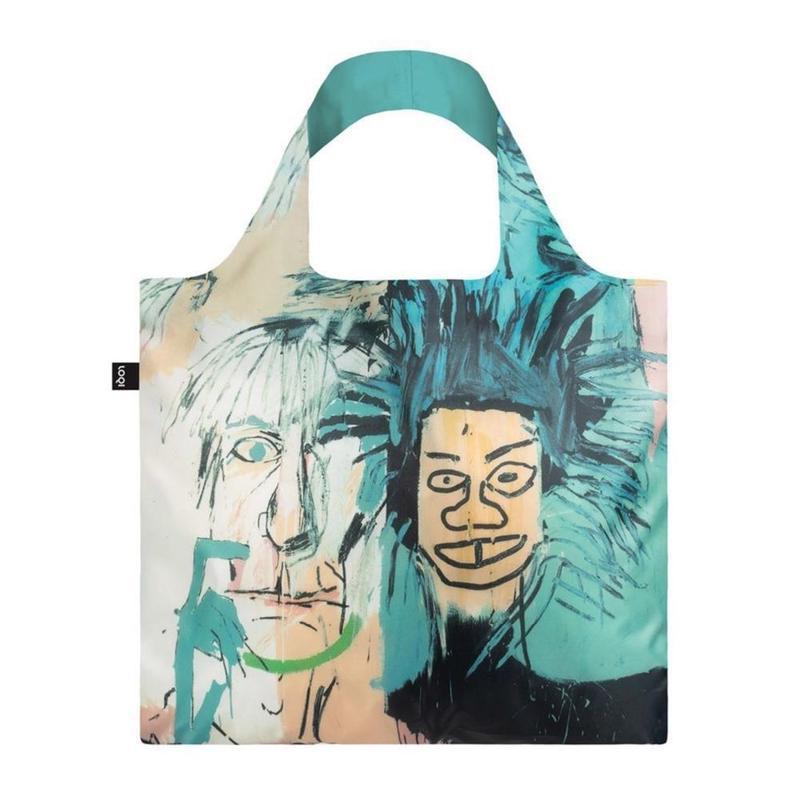 LOQI Basquiat BASQUIAT Warhol Bag