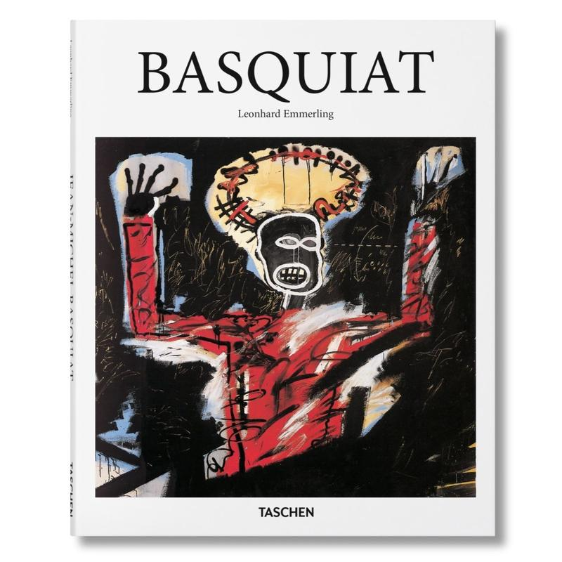 TASCHEN Jeansmichel Basquiat (Basic Art Series 2.0)
