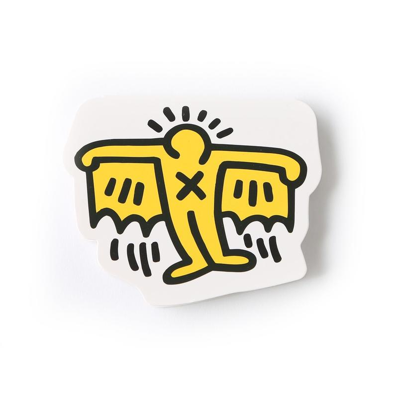 ASOKO  KEITH HARING STICKY NOTE (BATMAN)