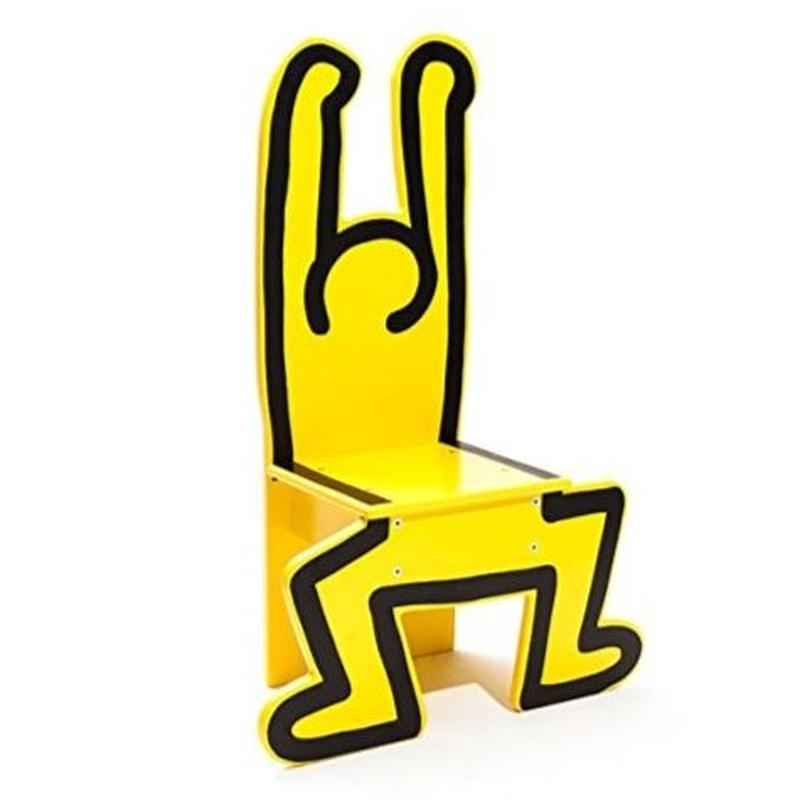Vilac Keith Haring Chair Yellow