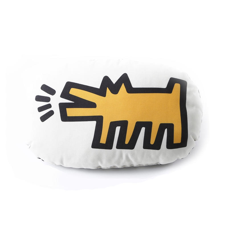ASOKO  KEITH HARING CUSHION (DOG)