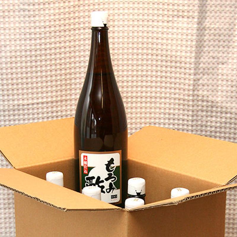 「もろみ酢 生詰」1.8L (6本入り)