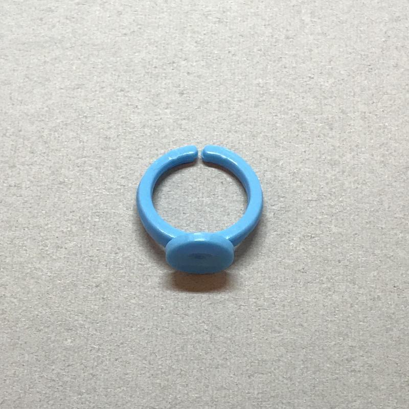 プラスチック キッズリング〈10コ〉