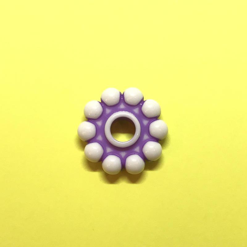 粒々付きのリング〈10コ〉