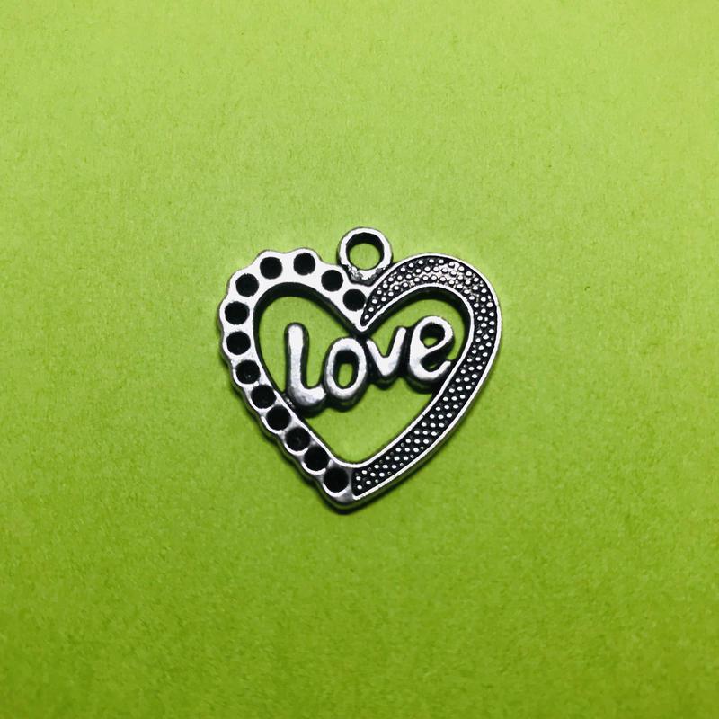 love シルバー〈2コ〉