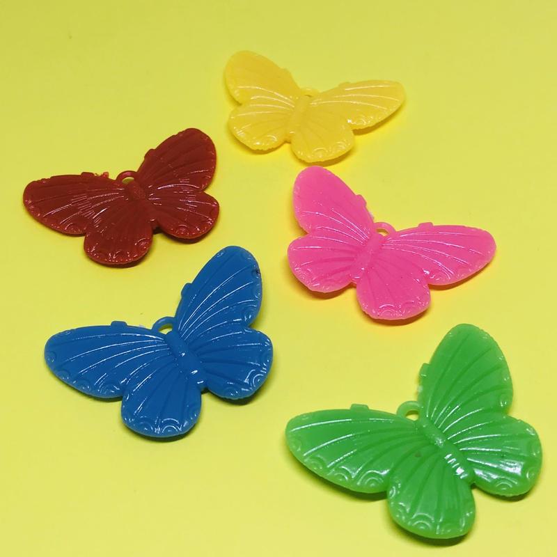 レトロ 蝶々 〈2コ〉