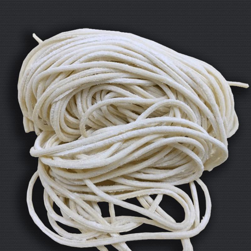 栃木県産小麦粉ブレンド生パスタ スパゲッティーニタイプ 2玉セット