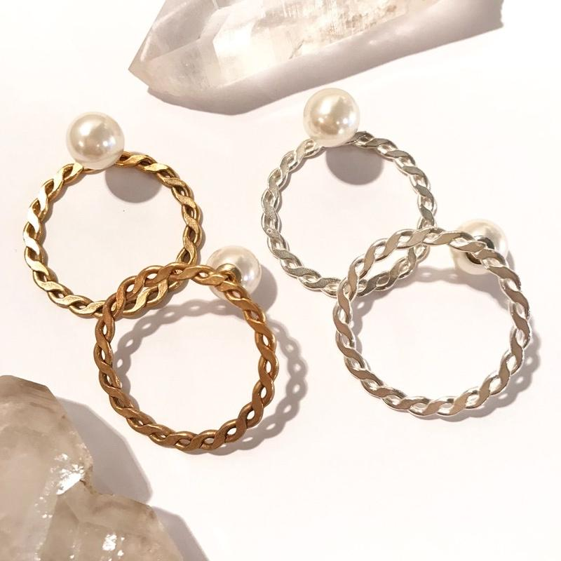 Circle pierce (set)