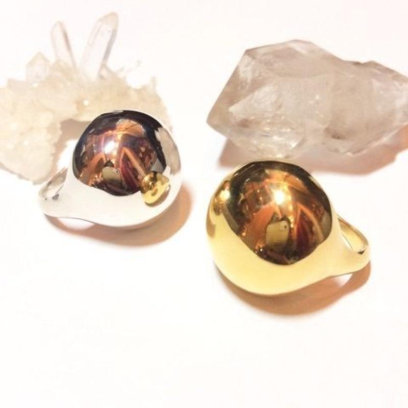 【受注商品】Dome ring L