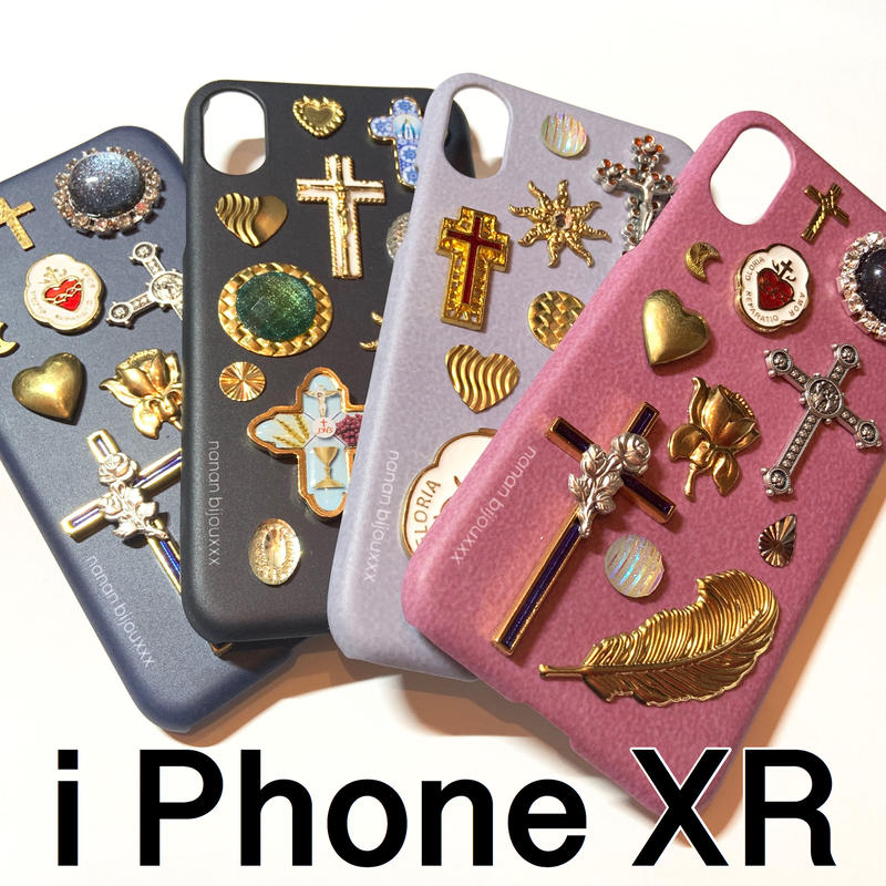 【受注商品】iPhone case XR size