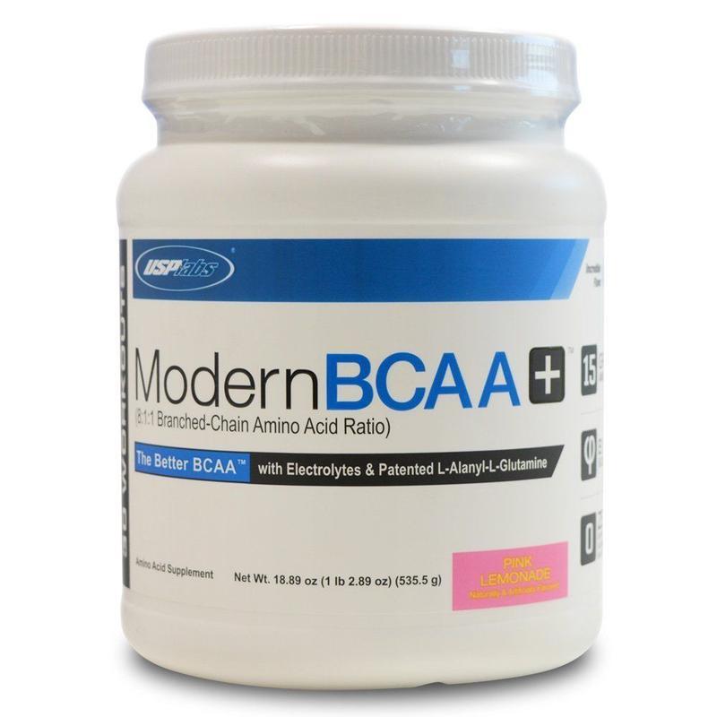USP Labs Modern BCAA+  ピンクレモネード風味 535.5 g