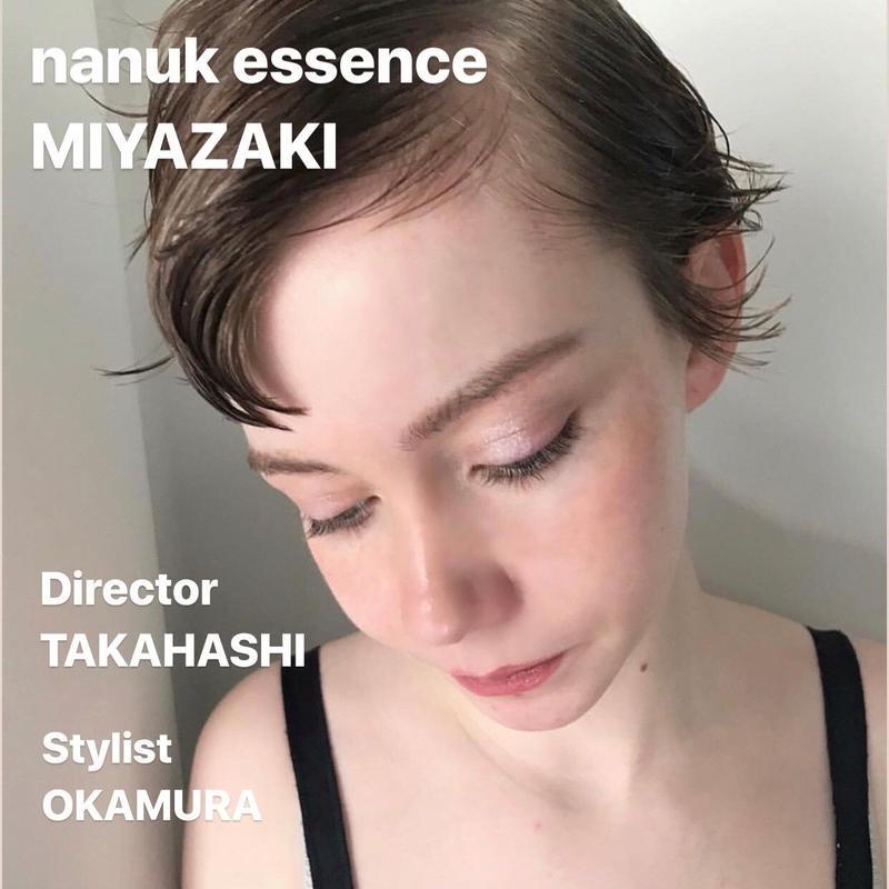 <美容学生専用>nanukessence MIYAZAKI《2部14:00~》