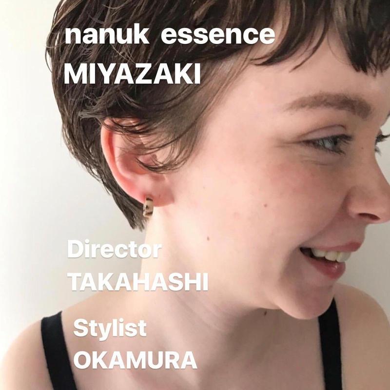 <美容学生専用>nanukessence MIYAZAKI《1部9:30~》