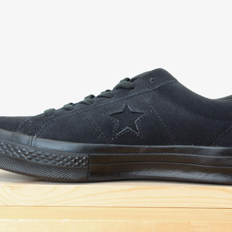 ONE STAR ALL BLACK 162950C