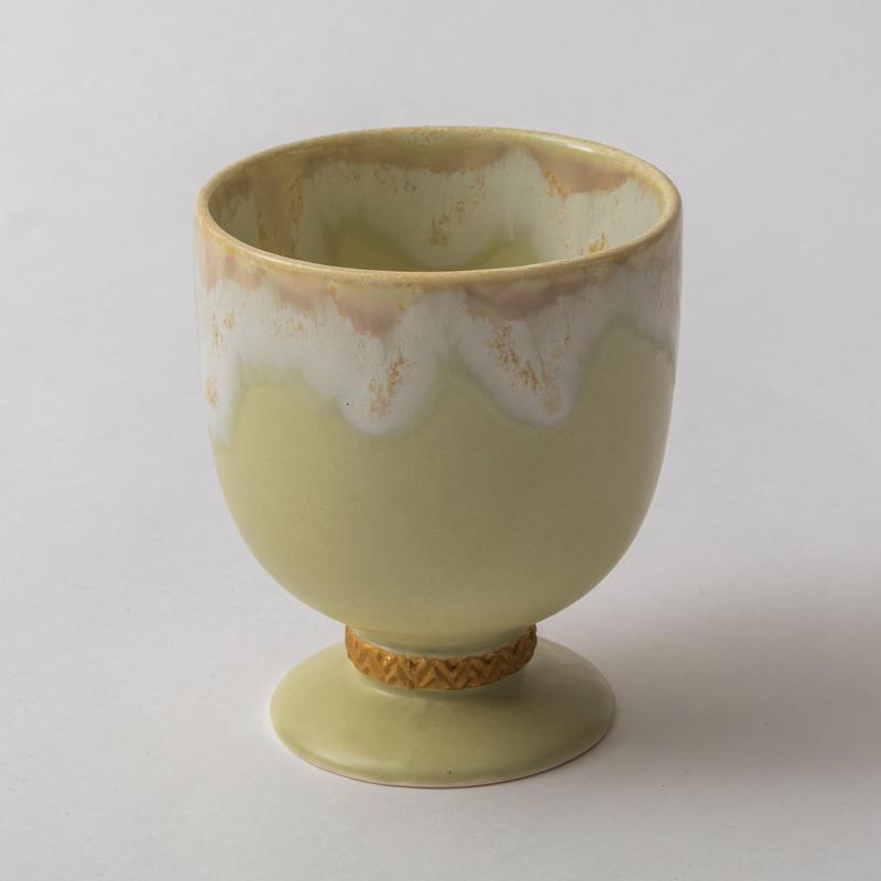Melt series gold cup-雪どけ