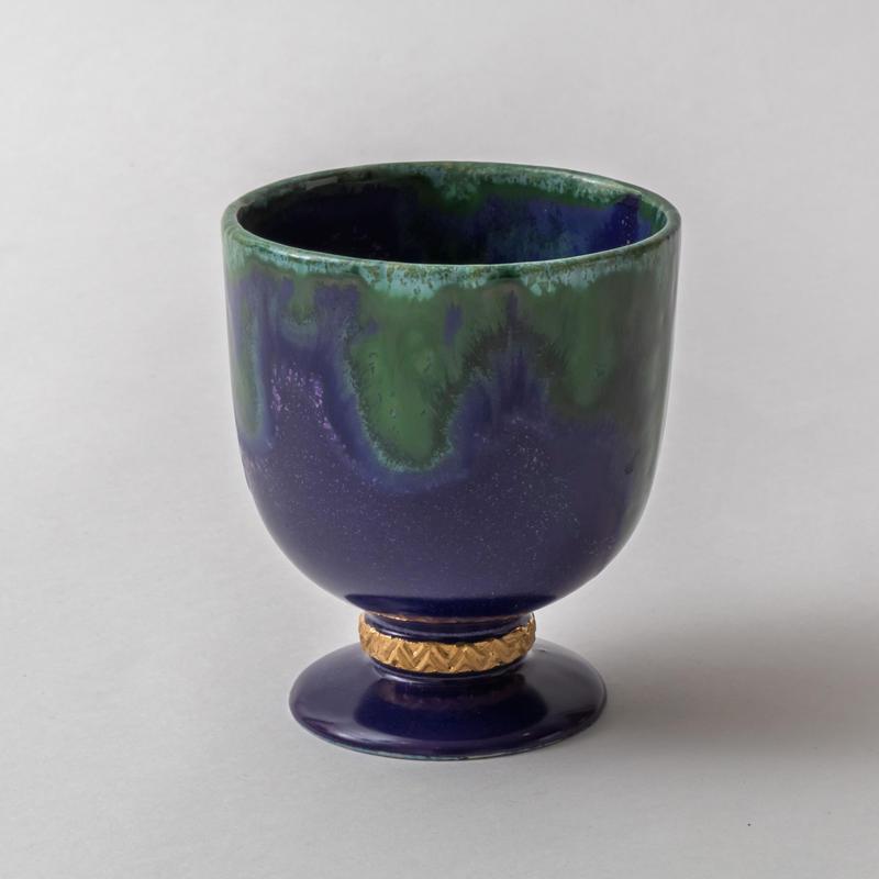 Melt series gold cup-深海