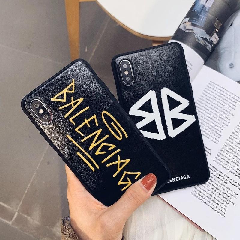 【即納】ビッグロゴiPhoneケース  iPhoneX/XS/XR