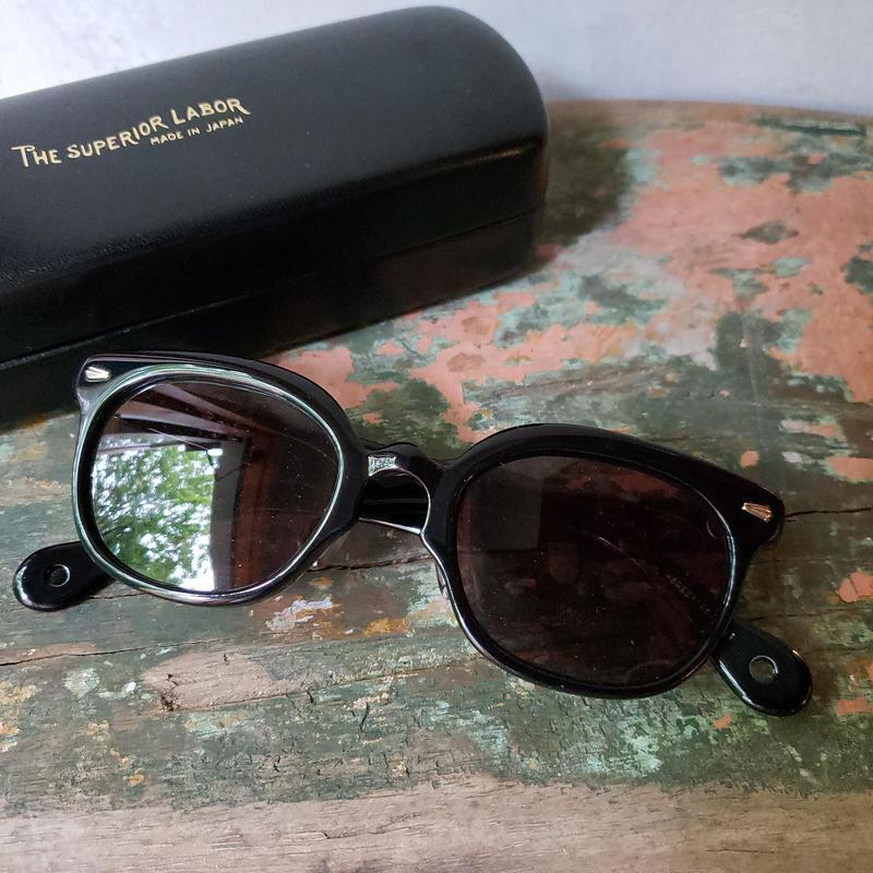 【THE SUPERIOR LABOR】glasses