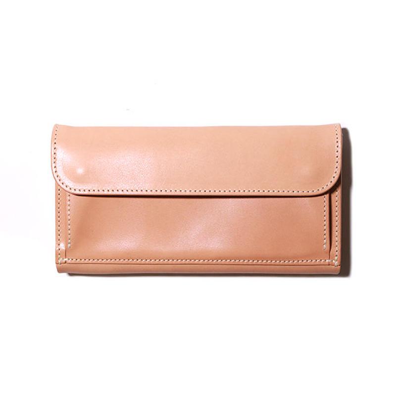 【THE SUPERIOR LABOR 】outside pocket long wallet