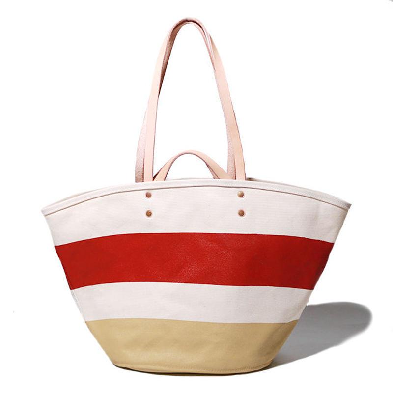【THE SUPERIOR LABOR for woman】canvas market bag L(キャンバスバッグ L)