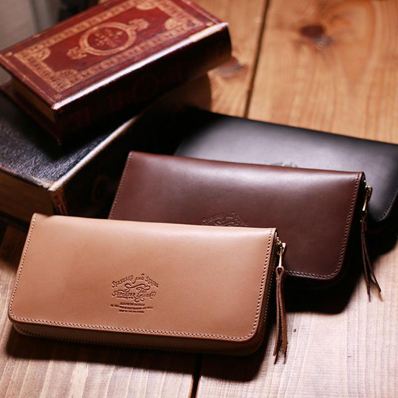 【THE SUPERIOR LABOR 】zip long wallet(ジップロングウォレット)