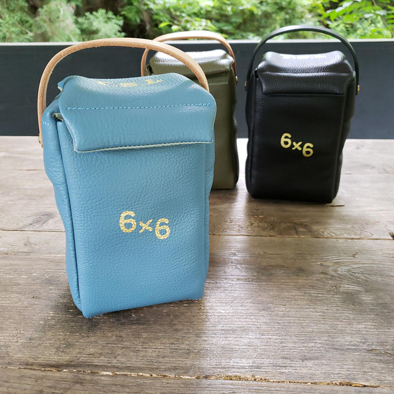 【THE SUPERIOR LABOR】6×6 camera bag (Hasselblad)