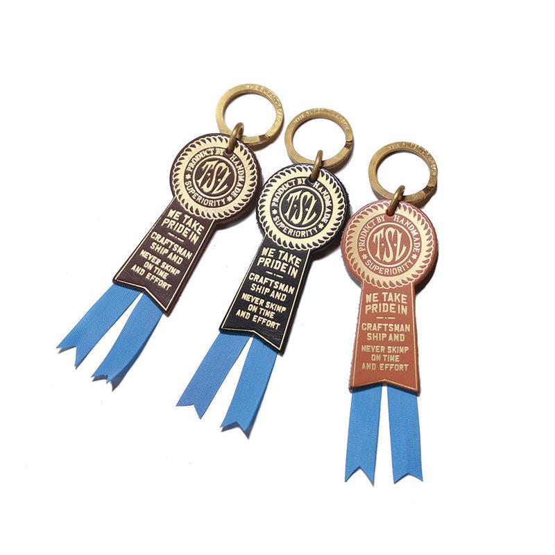 【THE SUPERIOR LABOR 】Ribbon key ring