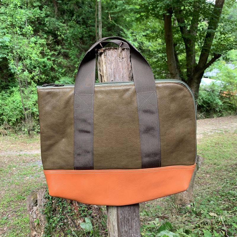 40.smart toto bag leather