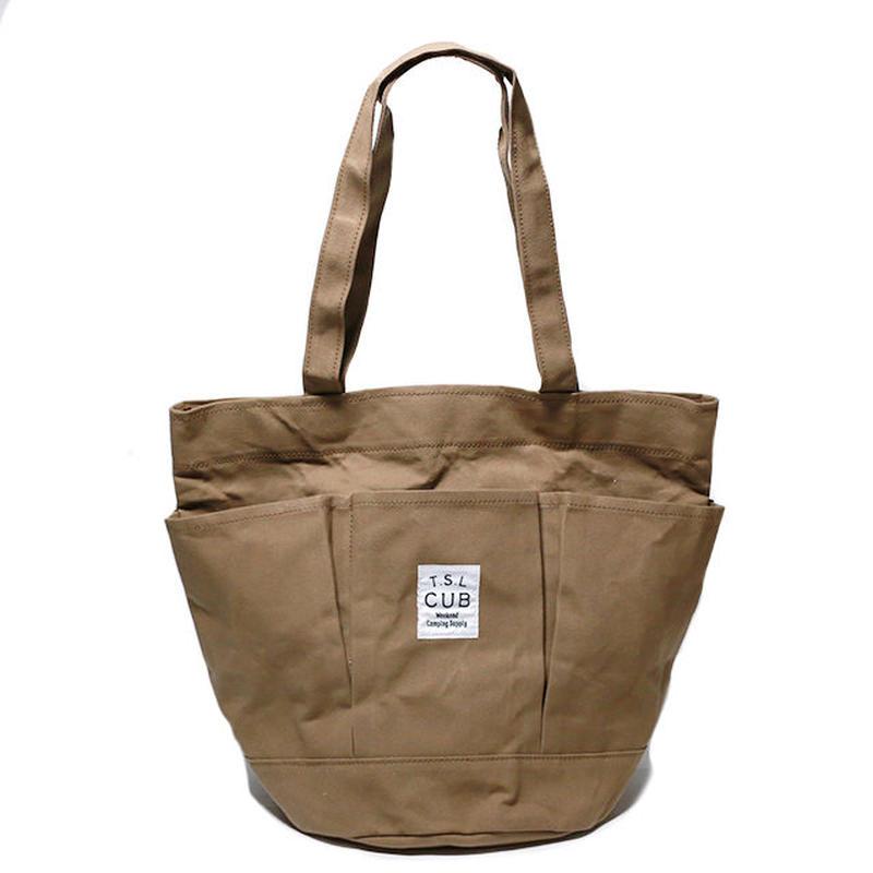【T.S.L CUB】tool bag L(ツールバッグ L)