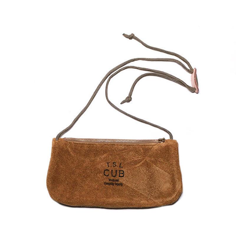 【T.S.L CUB】CUB purse(カブ パース)