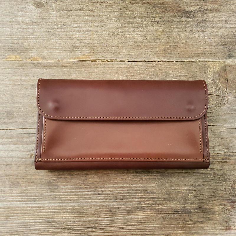 32.out side pocket long wallet
